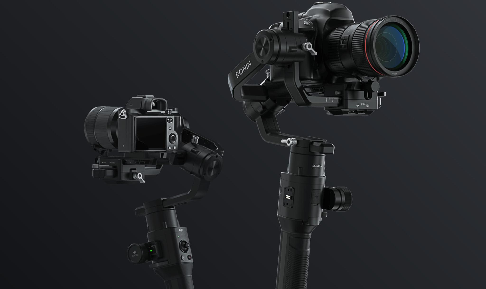 主流相机三轴稳定器推荐:单反微单云台稳定器哪个牌子好