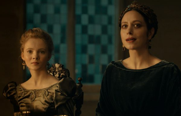 希瑞和卡兰瑟女王