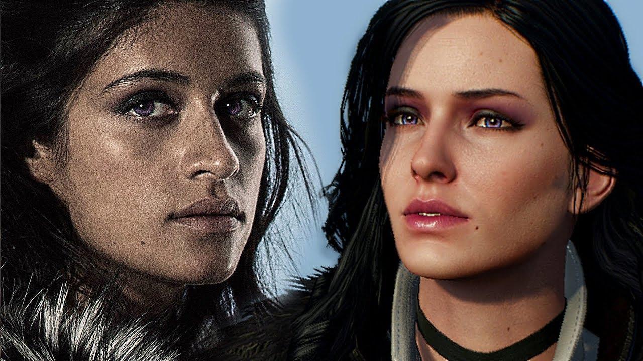 剧版叶妮法与游戏版对比
